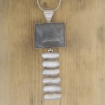 Designer Labradorite Pendant